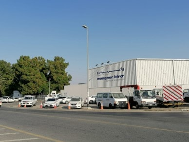 We Have Moved to our New Maintenance and Service Facility in Al Quoz