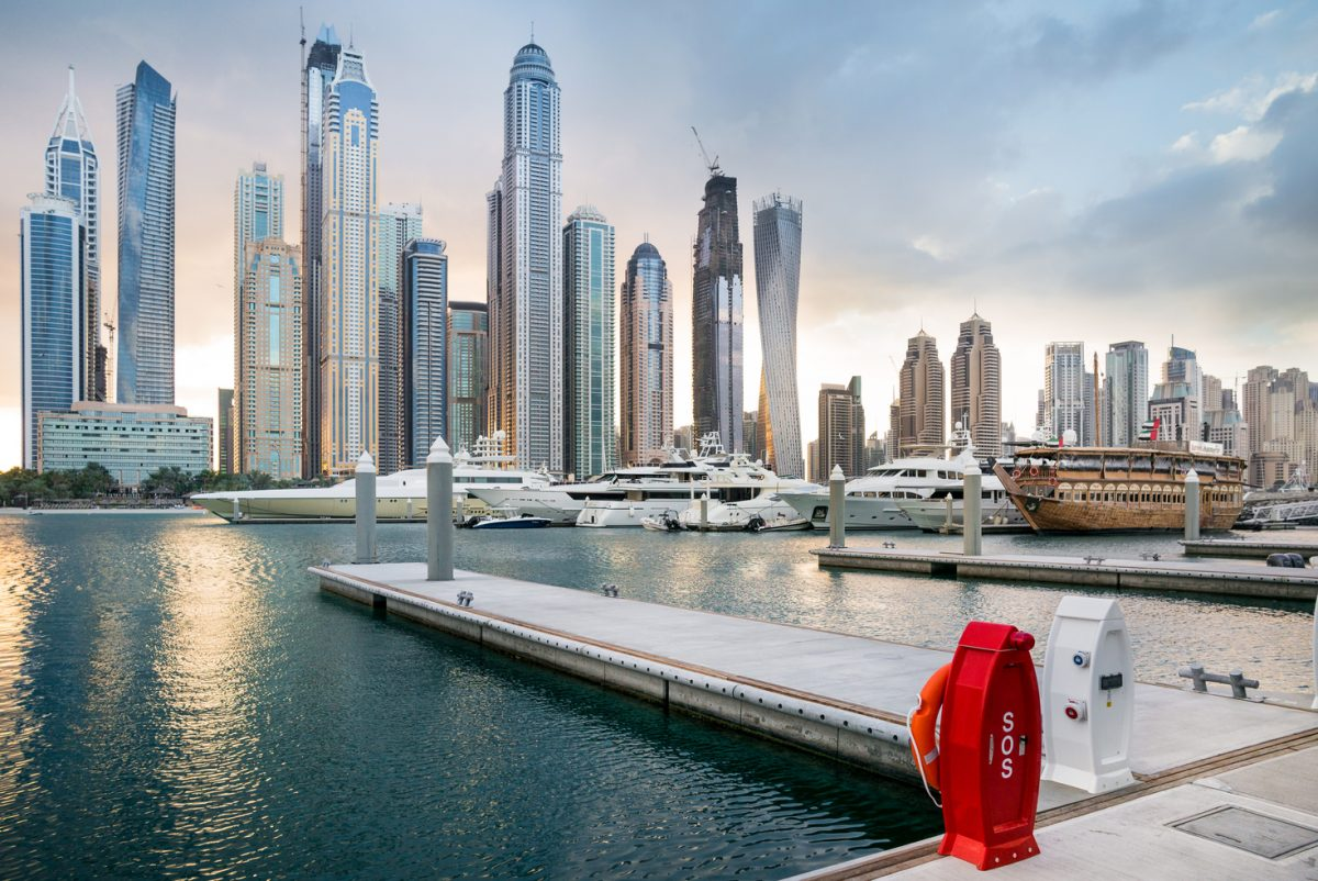 Floating Pontoon Systems for Superyacht Marinas