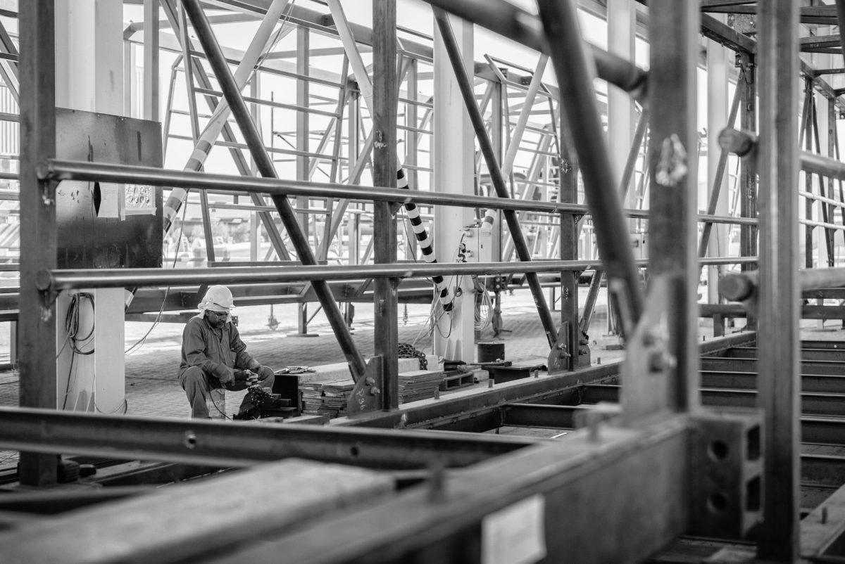 Structural Steel Companies in Dubai