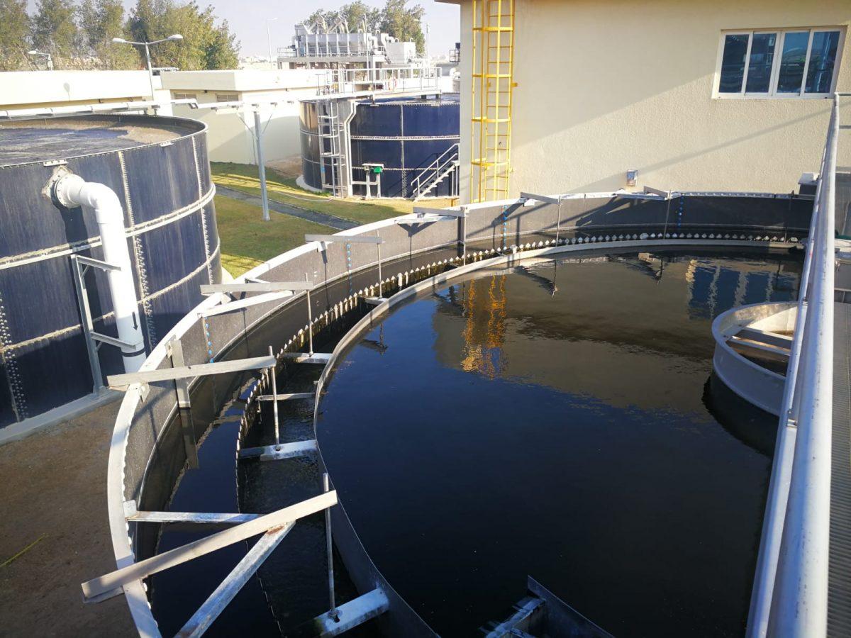 Wastewater Treatment Plants in Qatar